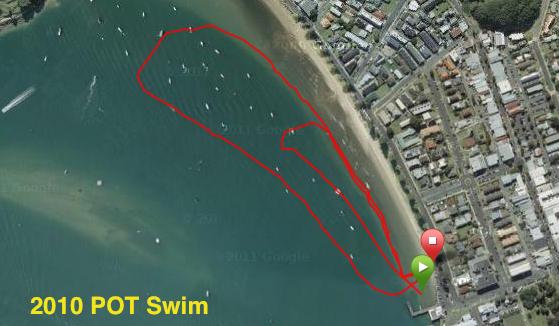 2010 POT Swim